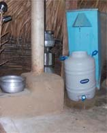 Improved Wood stoves and Bio sand water filter
